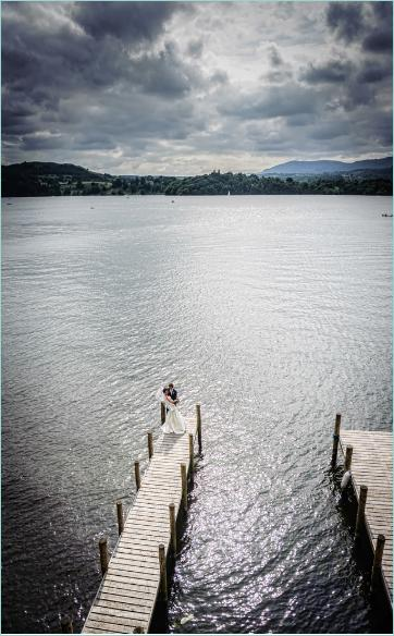 wedding photography in windermere