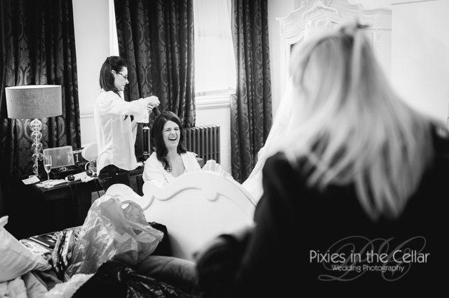 Great John street Hotel Wedding Manchester