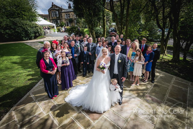 crow hill cottages wedding photography