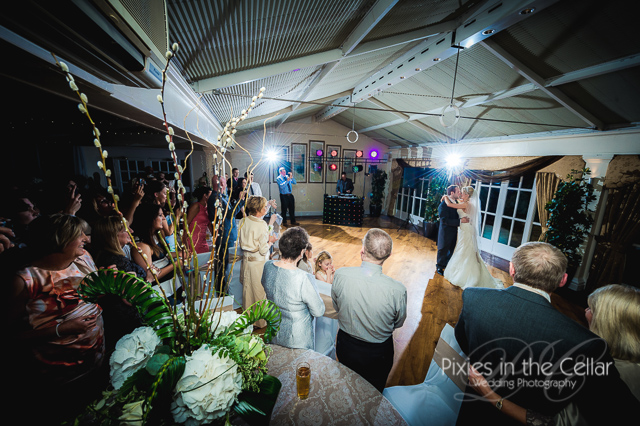 Mere Court hotel first dance