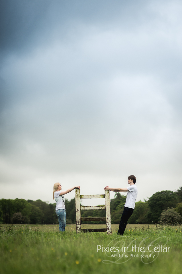 Derbyshire engagement pics
