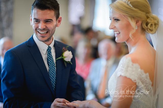 Eaves Hall Wedding Photographers