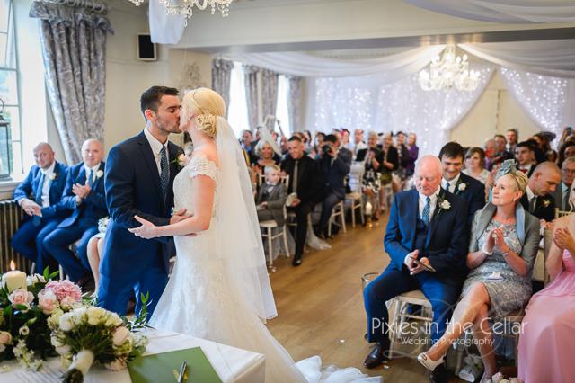 Eaves Hall Wedding Lancashire Photographers