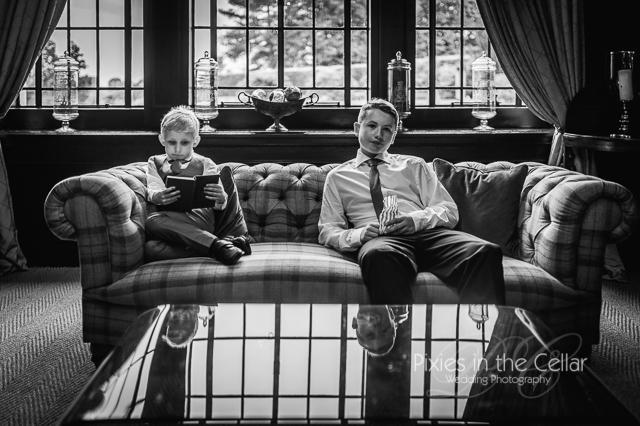 Lancashire documentary wedding photography