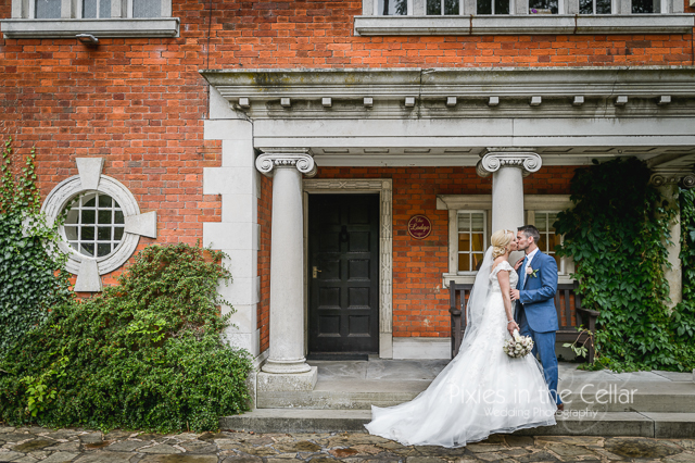 Eaves Hall Wedding Lodge photography