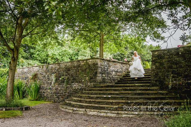 Eaves Hall Wedding natural photography