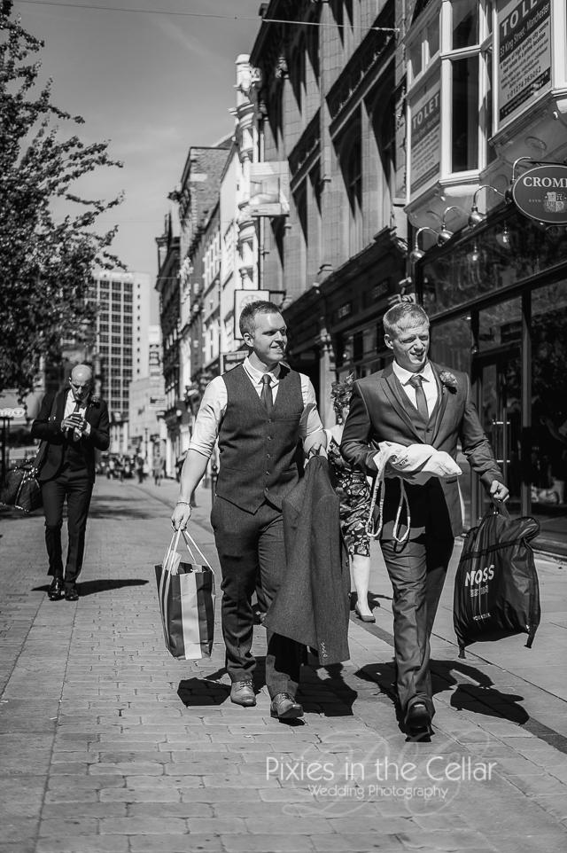 Manchester Wedding Walk