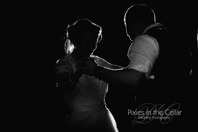 Manchester wedding photography First dance