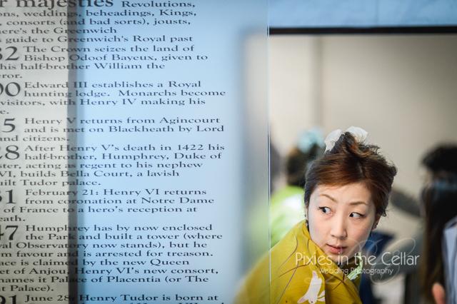 Kimono bridesmaids Wedding -10