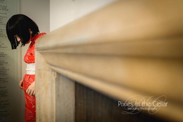 Kimono bridesmaids Wedding Photography