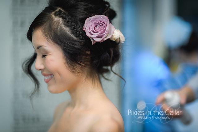 Greenwich Wedding bridal hair-20