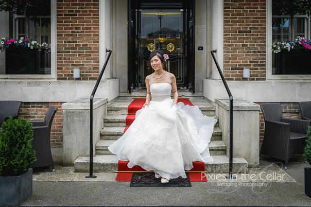 Mercure Greenwich Wedding -22