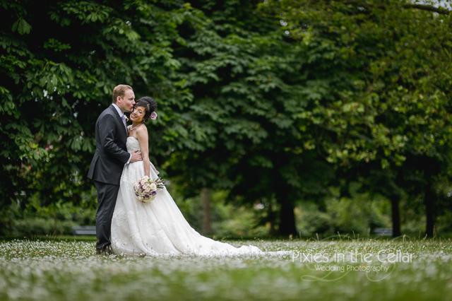 greenwich Park Wedding Manchester photographers