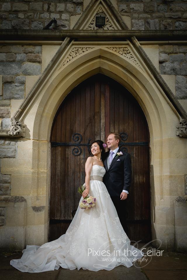 London Church Wedding -61