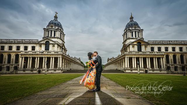 London Wedding -84