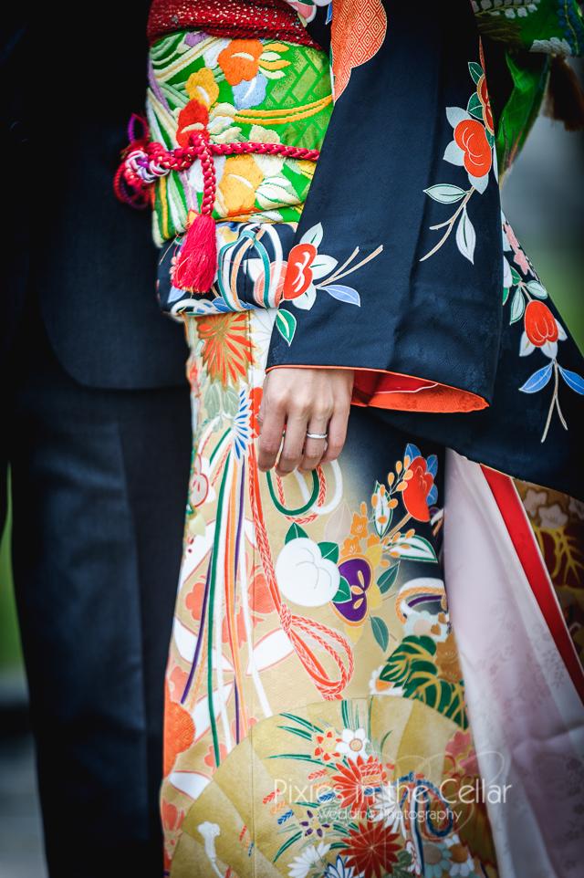 Kimono Japanese Wedding -91