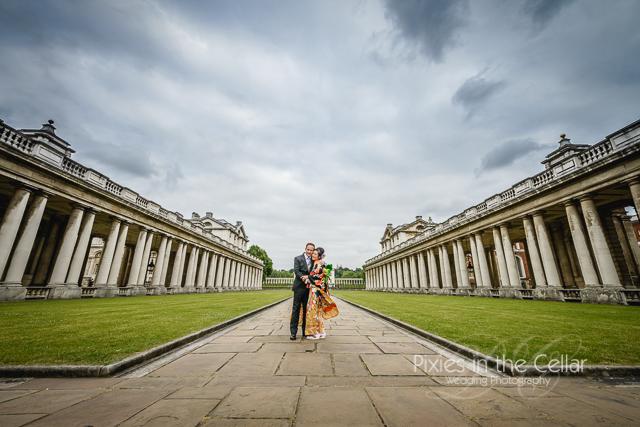London Wedding -92
