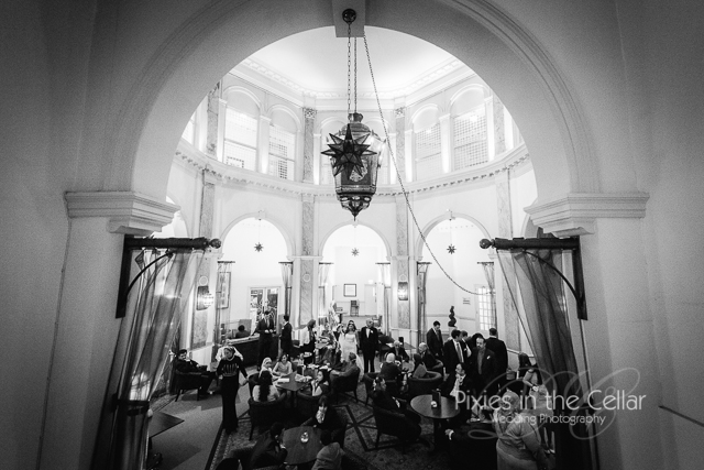 Midland Hotel Manchester Wedding reception