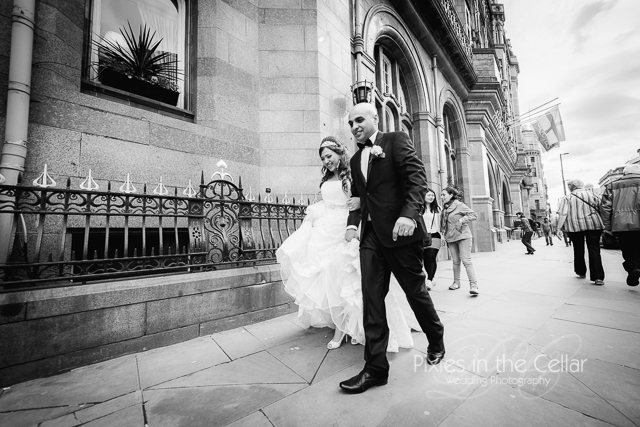 Midland Hotel Natural Wedding photography