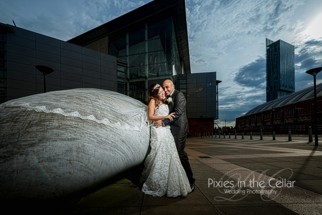 manchester Wedding bridgewater hall