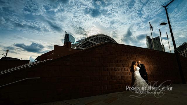 Manchester Wedding GMEX