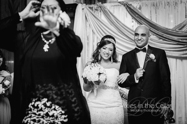 Manchester Egyptian Wedding Party