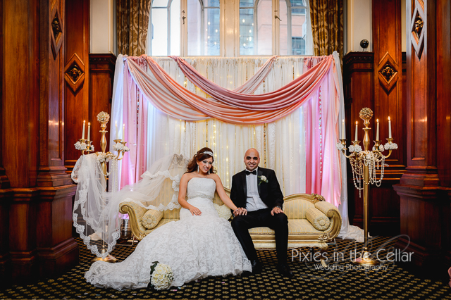 Manchester Egyptian Wedding portrait