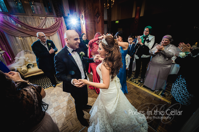 Manchester Egyptian Wedding
