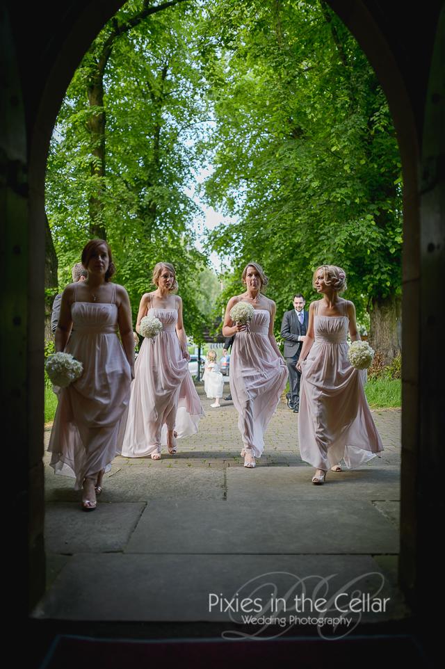 Manchester documentary wedding