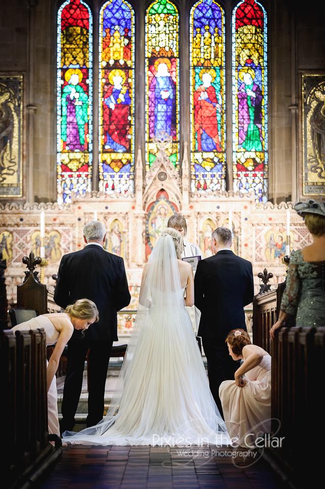Church Wedding Manchester Photographers
