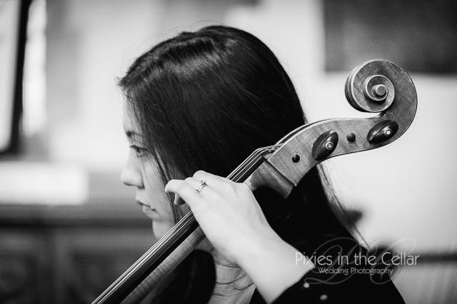 Manchester String Quartet Wedding