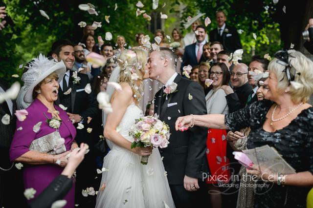 Manchester church wedding