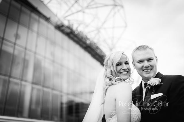 Manchester united Wedding