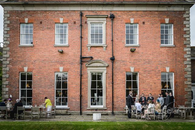 Mottram Hall Wedding -41