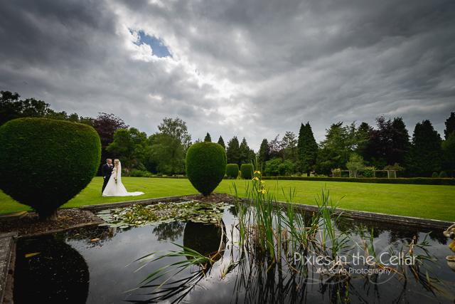 Mottram Hall cheshire Wedding