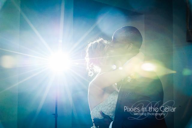 Rudding Park hotel Wedding photo first dance