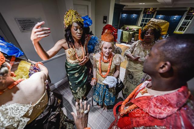 English Nigerian Wedding Manchester Photographer -110