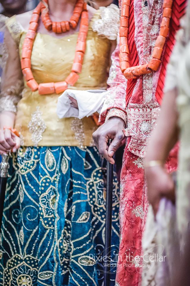 English Nigerian Wedding Manchester Photographer