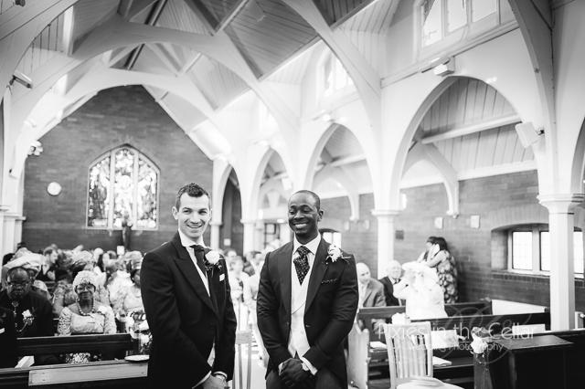 st josephs harrogate wedding