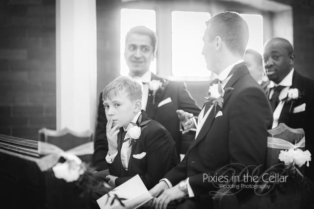page boy harrogate wedding