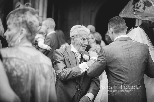Natural Wedding Photography Manchester