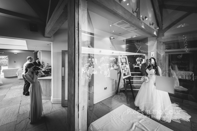 Documentary wedding photographers Manchester