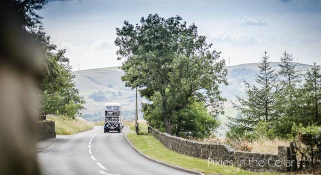 Lancashire and Yorkshire Wedding • 2014