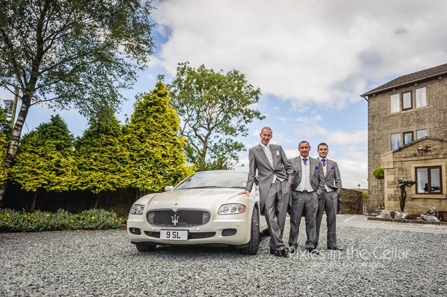 Saddleworth Hotel Maserati