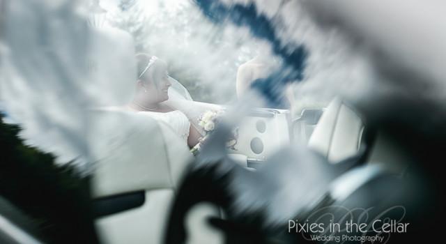 Scottish Piper for Atmospheric Bridal Entry - Saddleworth Hotel Wedding