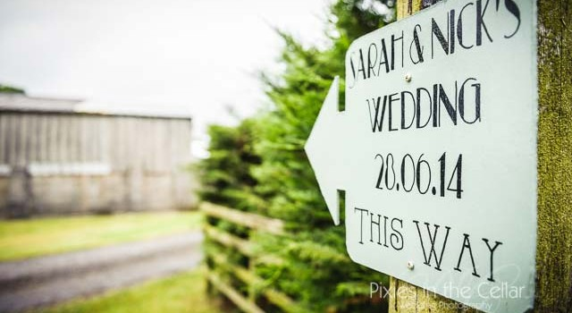 Farm Marquee Wedding