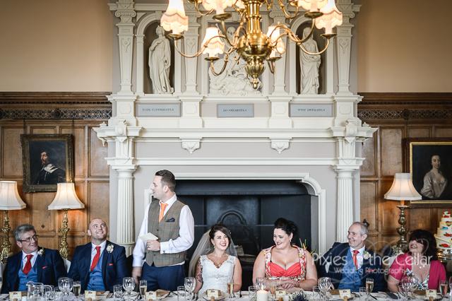 Arley Hall Wedding Cheshire Photographer