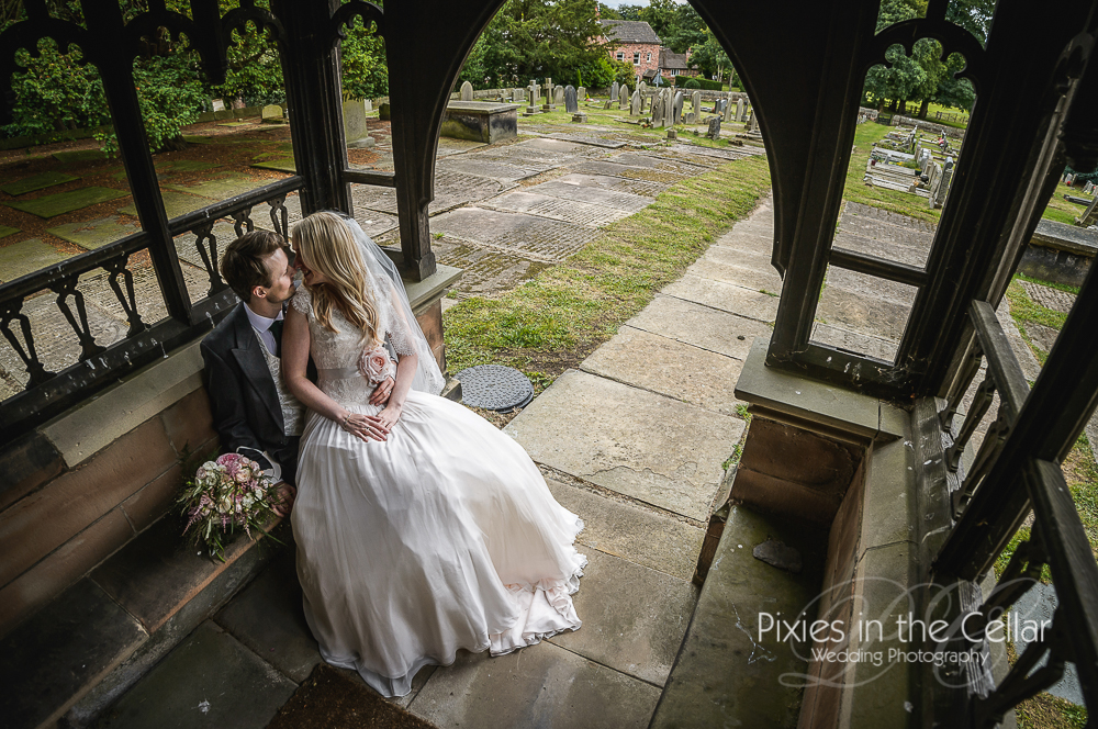cheshire church wedding