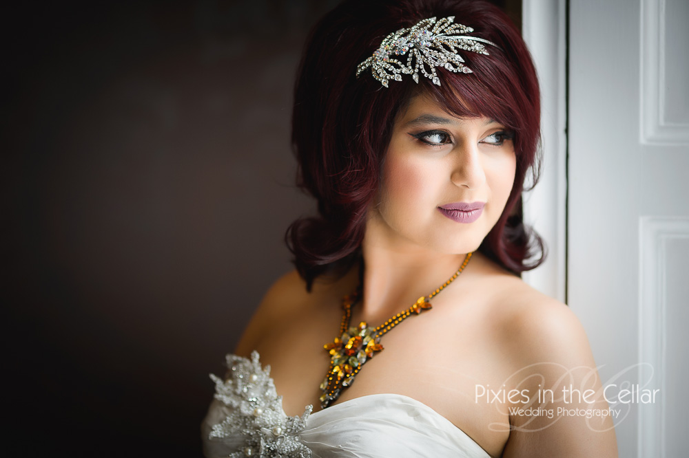 Mottram Hall bride wedding photography