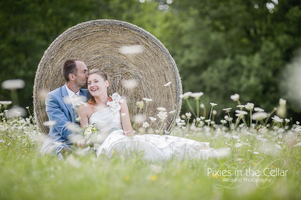 French August wedding photography